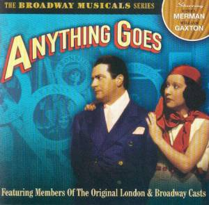 "Cover - ""Anything Goes"" Foursome, The: Anything Goes - Broadway Musicals"
