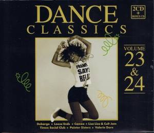 Cover - Ollie & Jerry: Dance Classics Volume 23 & 24