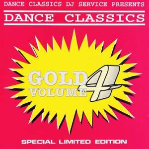 Cover - Miami Sound Machine: Dance Classics Gold Volume 4