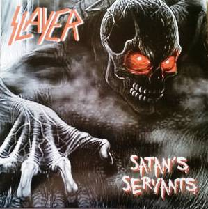 Slayer: Satan's Servants - Cover