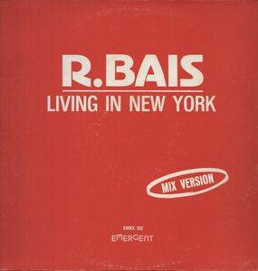 Cover - R. Bais: Living In New York