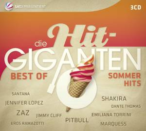 Cover - Walk Off The Earth: Hit Giganten - Best Of Sommer Hits, Die