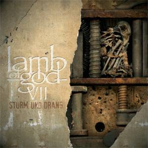 Cover - Lamb Of God: VII: Sturm Und Drang
