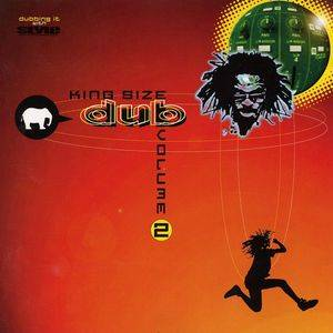 King Size Dub Vol. 2 - Cover