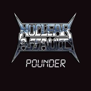 Nuclear Assault: Pounder - Cover