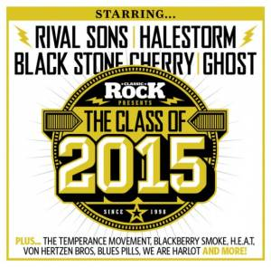 Cover - Temperance Movement, The: Classic Rock 213 - The Class Of 2015
