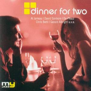Cover - Brian Culbertson: Dinner For Two