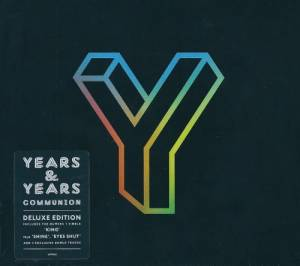 Cover - Years & Years: Communion