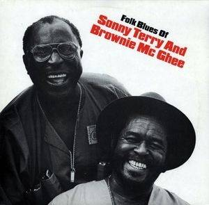 Cover - Sonny Terry & Brownie McGhee: Folk Blues Of