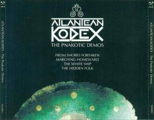 Atlantean Kodex: The Pnakotic Demos (Mini-CD / EP) - Bild 2