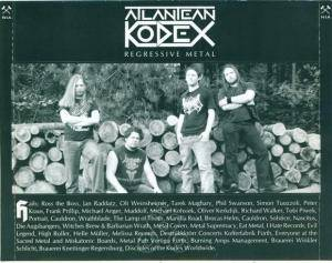 Atlantean Kodex: The Pnakotic Demos (Mini-CD / EP) - Bild 3