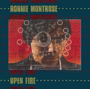 Ronnie Montrose: Open Fire - Cover