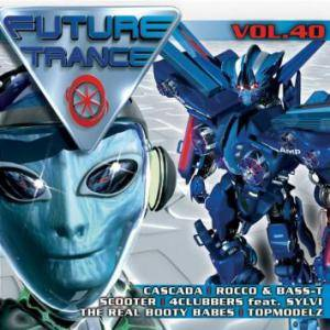 Cover - Sample Rippers: Future Trance Vol. 40
