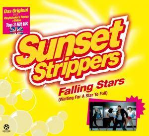 Cover - Sunset Strippers: Falling Stars
