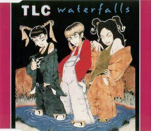 TLC: Waterfalls - Cover
