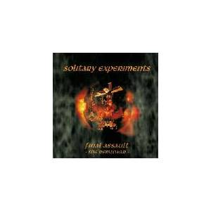 Cover - Solitary Experiments: Final Assault - The Remixwar