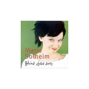 Maria Solheim: Behind Closed Doors - Cover