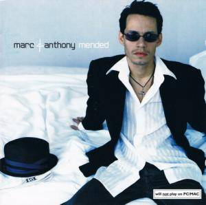 Cover - Marc Anthony: Mended
