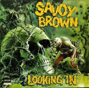 Savoy Brown: Looking In - Cover