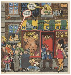 Cover - Savoy Brown: Street Corner Talking