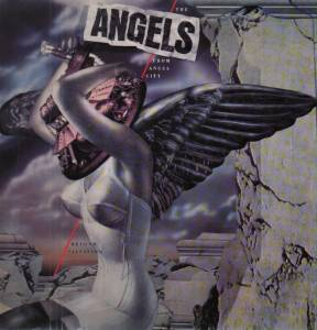 The Angels From Angel City: Beyond Salvation - Cover