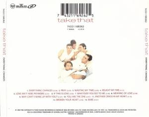 Take That: Everything Changes (CD) - Bild 3