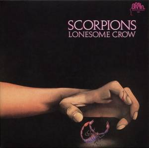 Cover - Scorpions: Lonesome Crow