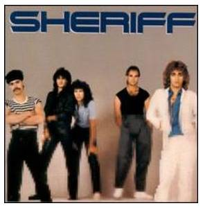 Sheriff: Sheriff - Cover