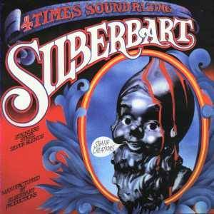 Silberbart: 4 Times Sound Razing - Cover