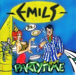 Cover - Emils: Partytime