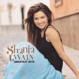Shania Twain: Greatest Hits - Cover