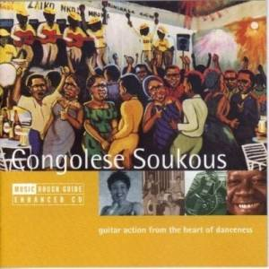 Cover - Tabu Ley Rochereau: Rough Guide To Congolese Soukous