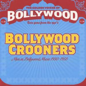 Cover - Kishore Kumar: Bollywood Crooners (Men In Bollywood Music 1950–1958)