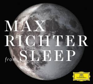 Cover - Max Richter: from SLEEP