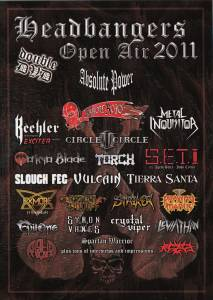 Cover - Bëehler: Headbangers Open Air 2011