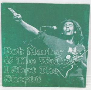 Cover - Wailers, The: I Shot The Sheriff