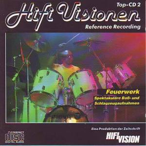 Cover - Paul Motian Trio: Hifi Visionen Top-CD 2 - Feuerwerk