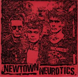 Cover - Newtown Neurotics, The: Licensing Hours / No Sanctuary