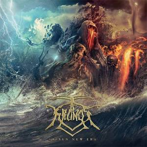 Kronos: Arisen New Era - Cover