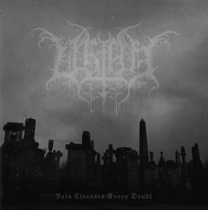 Ultha: Pain Cleanses Every Doubt - Cover