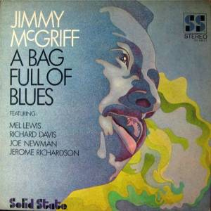 Cover - Jimmy McGriff: Bag Full Of Blues, A