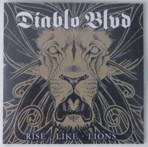 Diablo Blvd: Rise Like Lions (Promo-Single-CD) - Bild 1