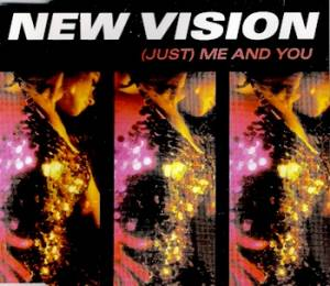 Cover - New Vision: (Just) Me And You