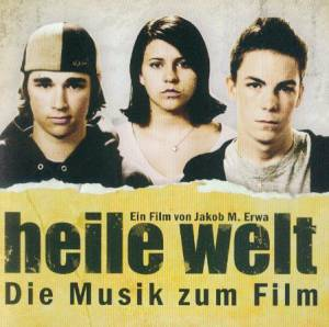 Cover - Jerx: Heile Welt