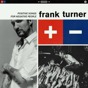 Frank Turner: Positive Songs For Negative People - Cover
