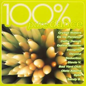 Cover - Cathy Dennis: 100% Pure Dance