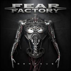 Fear Factory: Genexus - Cover