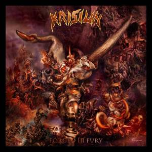 Cover - Krisiun: Forged In Fury