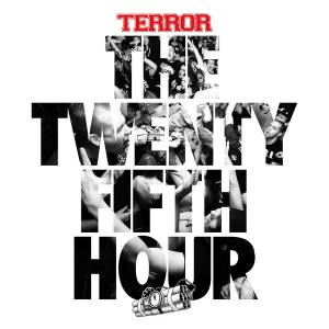 Terror: 25th Hour, The - Cover