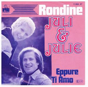 Cover - Juli & Julie: Rondine